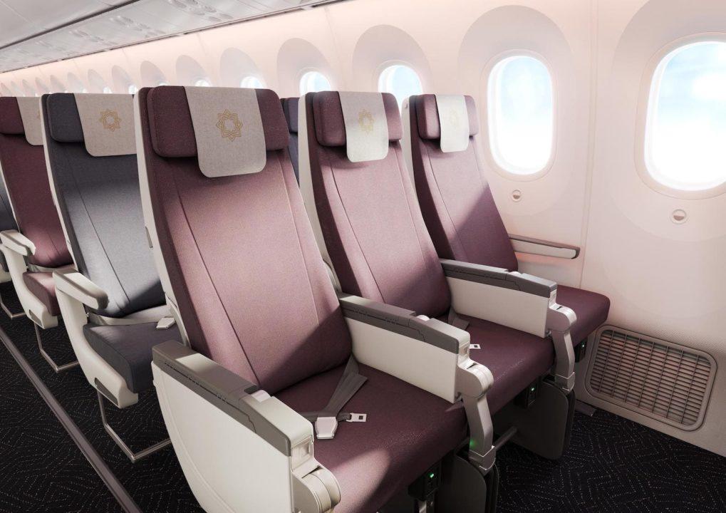 Sièges Eco 787-9