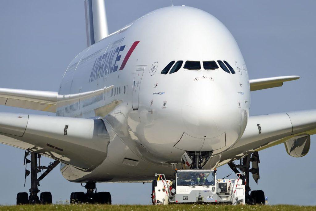 A380-800 F-HPJF AIR FRANCE