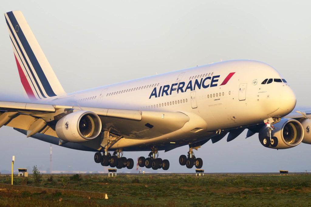 Airbus A380 Air France F-HPJH [MSN 99]