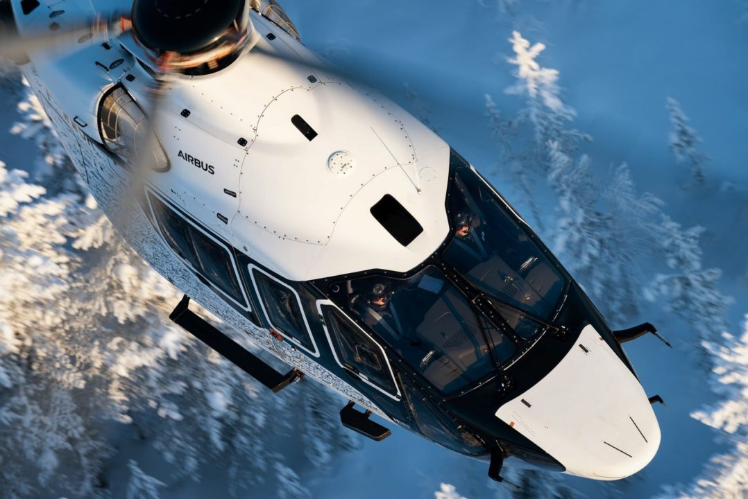 H160 Airbus Helicopters