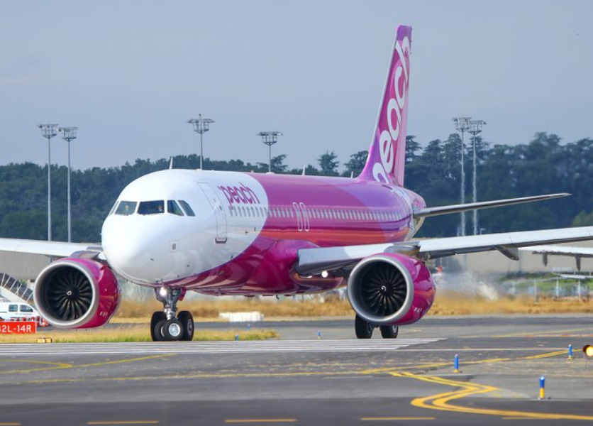 Airbus A320neo Peach Airlines F-WWIJ / s/n 10131