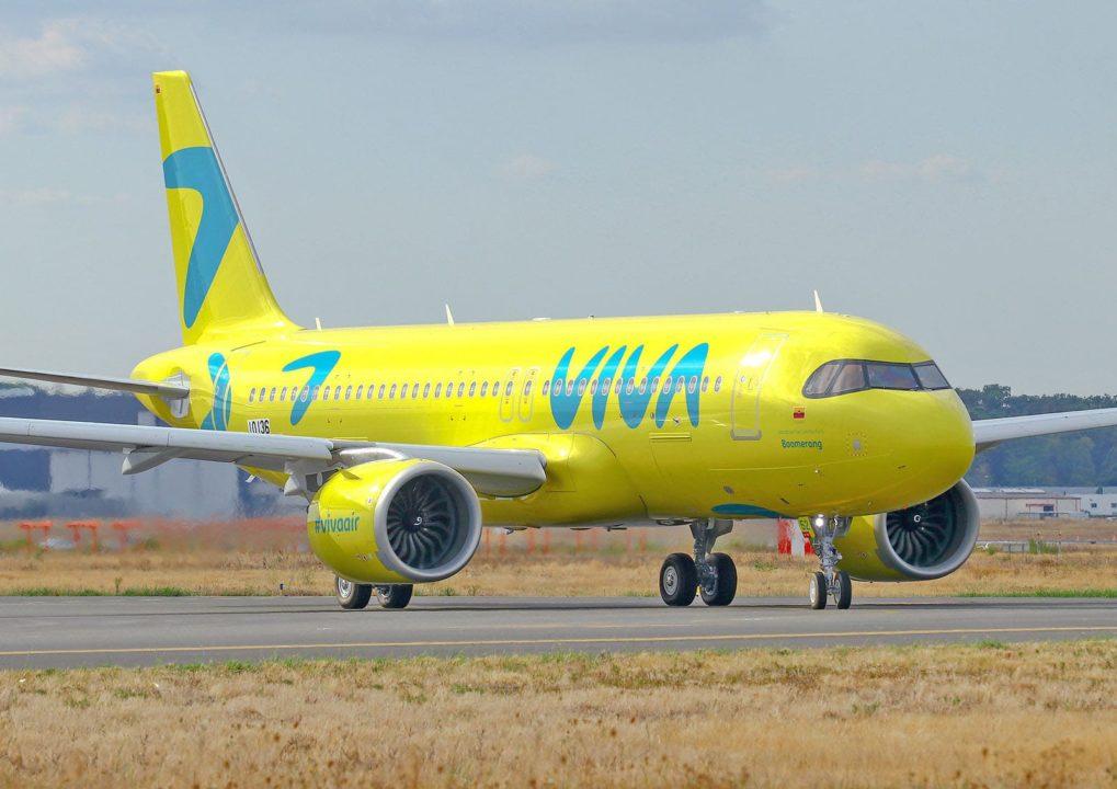 Airbus A320 Neo Viva Air [F-WWBH / s/n 10136/ HK-5352]