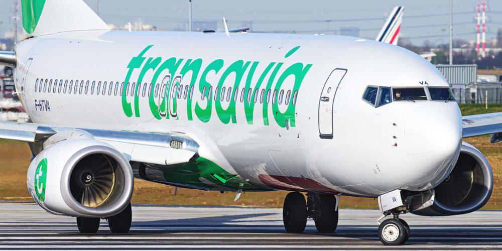 Boeing 737 Transavia