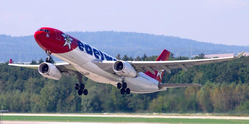 Edelweiss A330-300