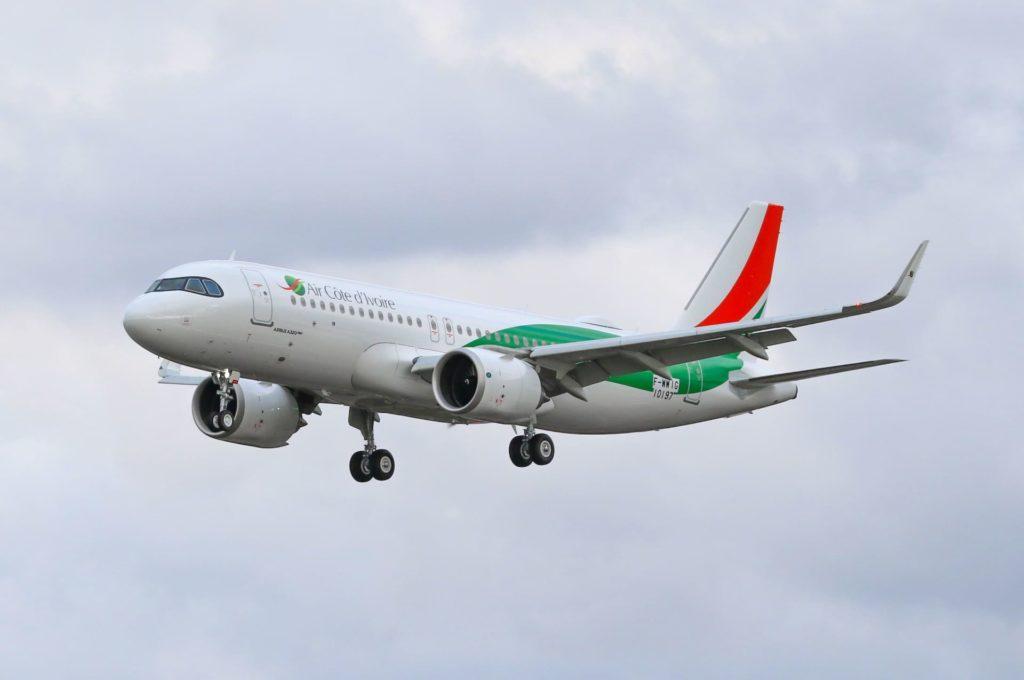1er A320neo Air Côte d'Ivoire [F-WWIG / MSN 10197]