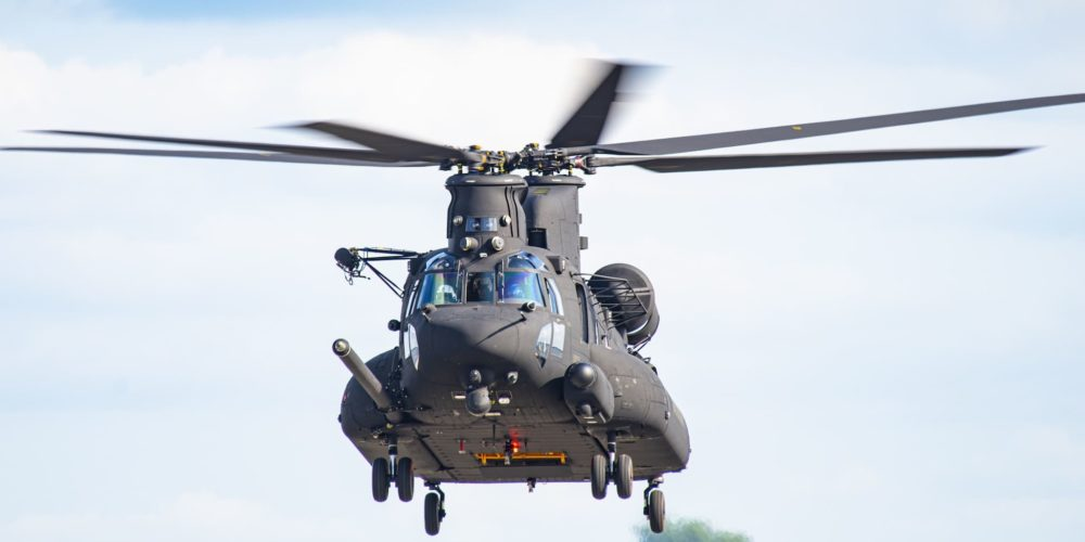 Boeing Chinook NG MH-47G Block II