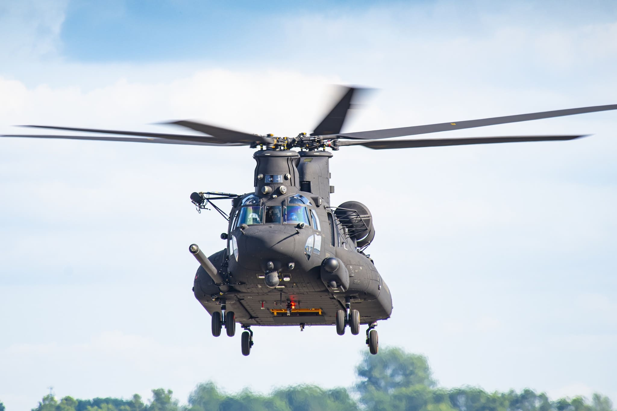 Boeing Chinook NG MH-47G Block II