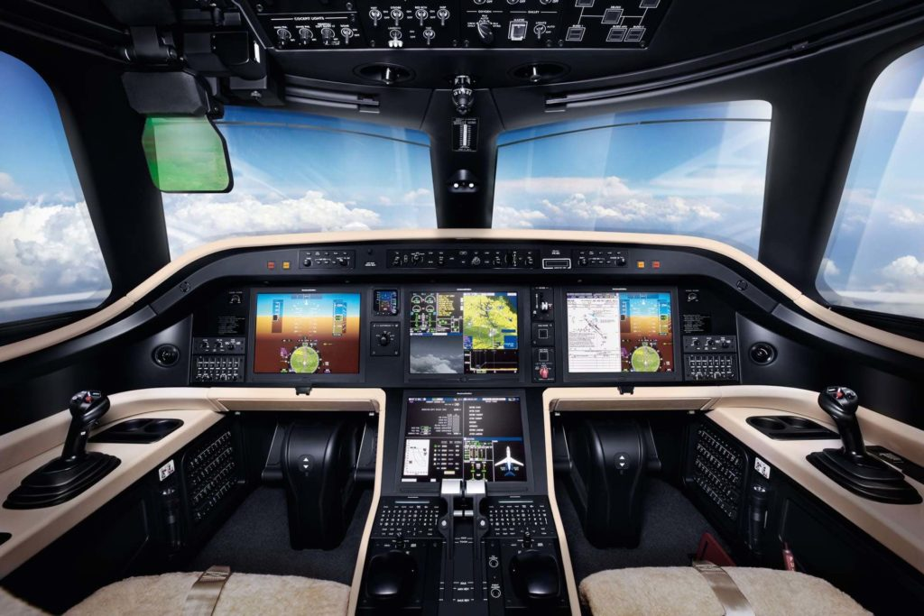 Cockpit Preator