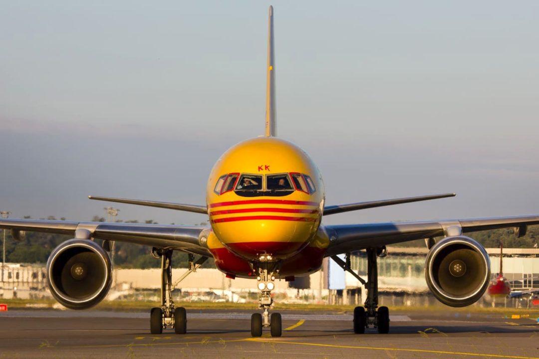 Boeing 757 DHL [G-BIKK]