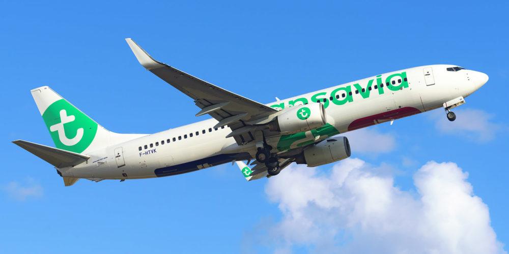 Boeing 737 Transavia [F-HTVK]
