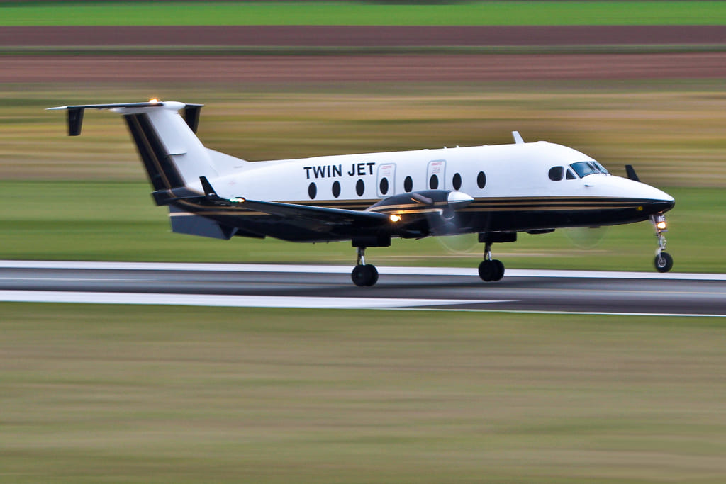 Beechcraft 1900 Twin Jet