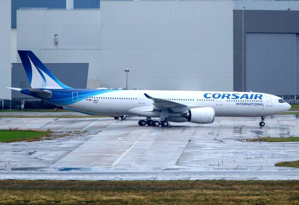 1er A330-900 Corsair