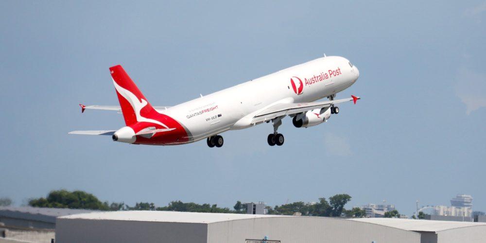 A321 F2P Qantas [VH-UL / MSN 835]