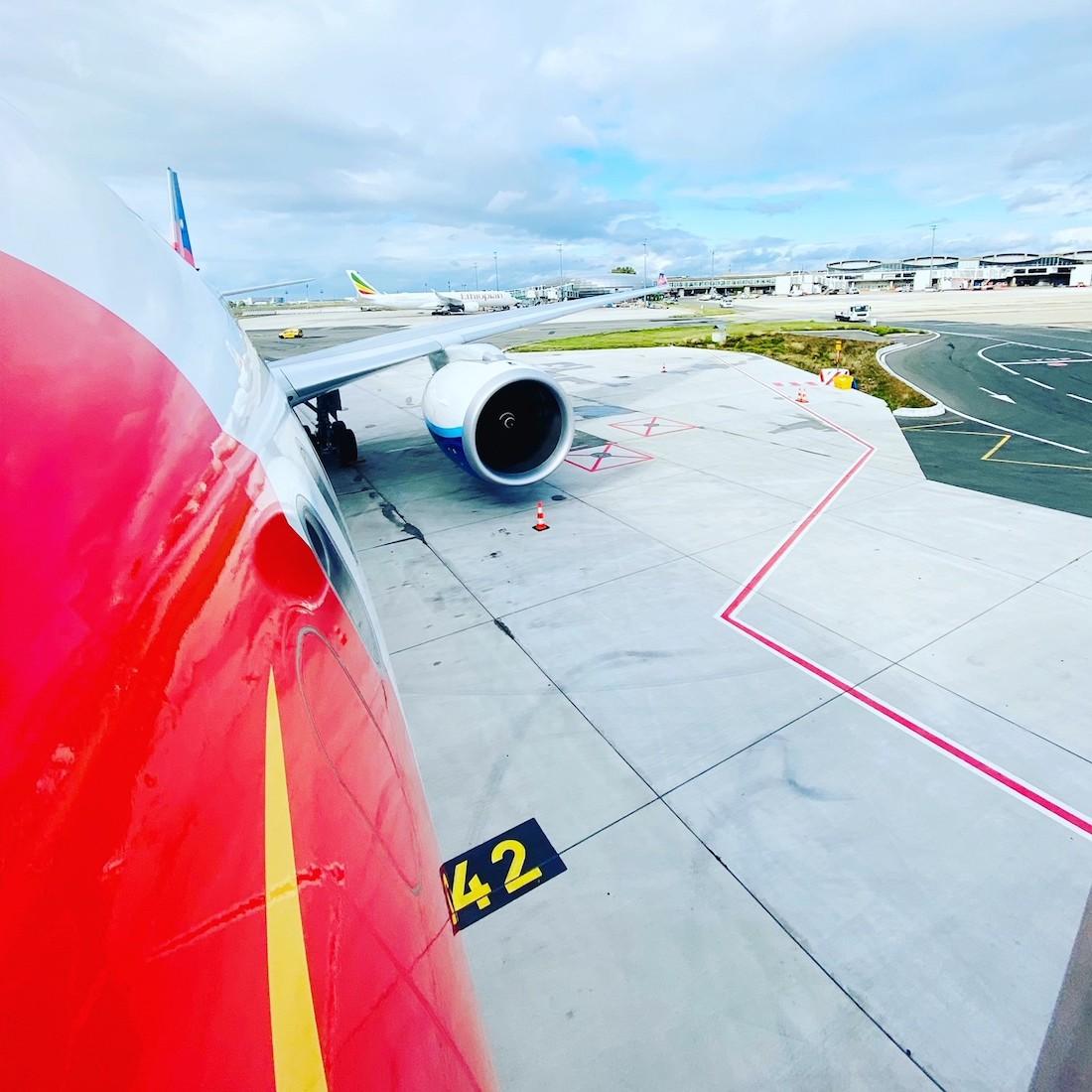 A330neo Aircalin à Paris CDG