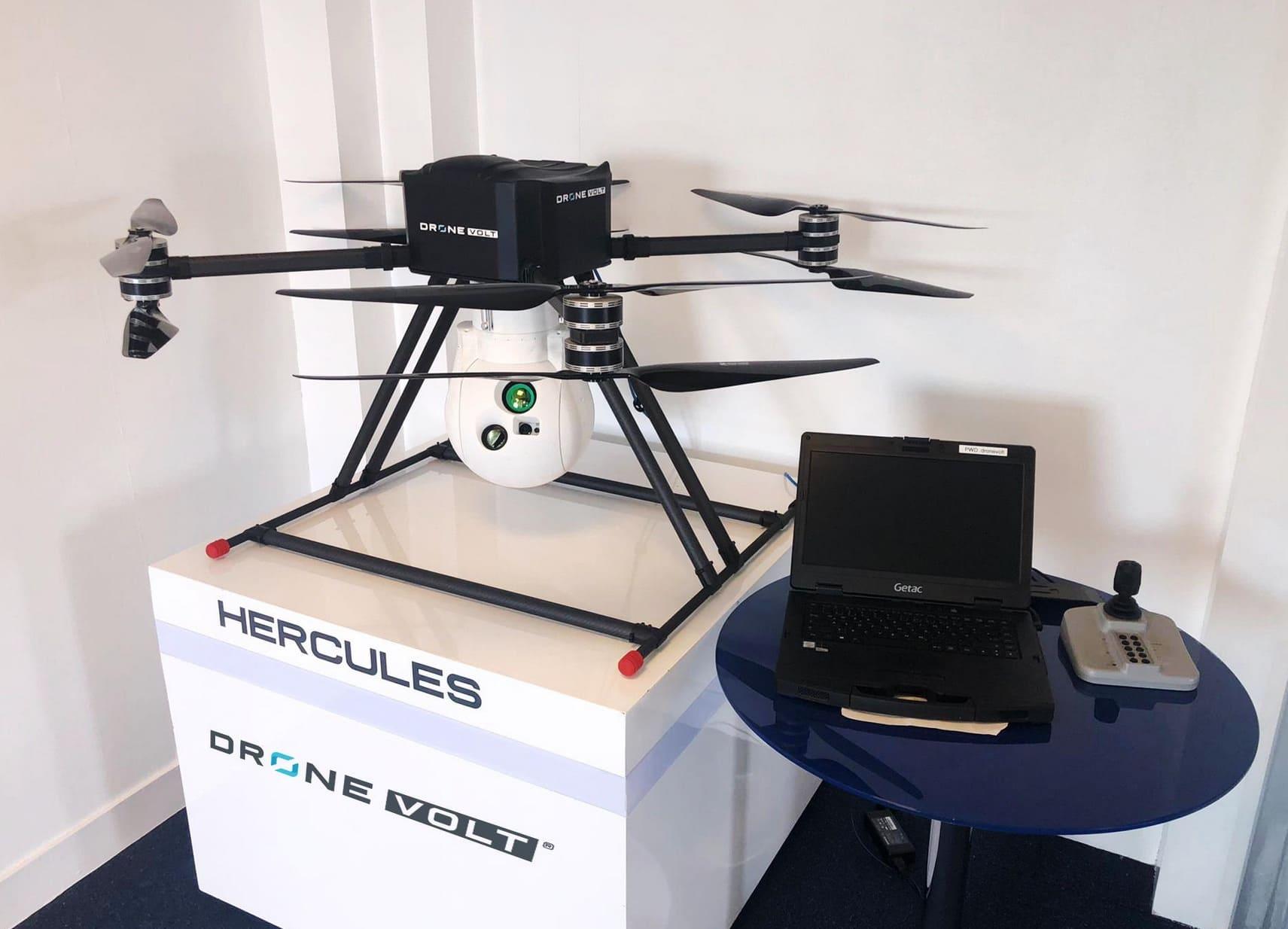 Drone Hercule