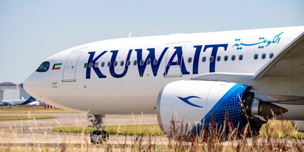 Airbus A330-841 Kuwait Airways