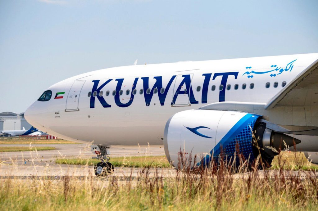 Airbus A330-841 Kuwait Airways
