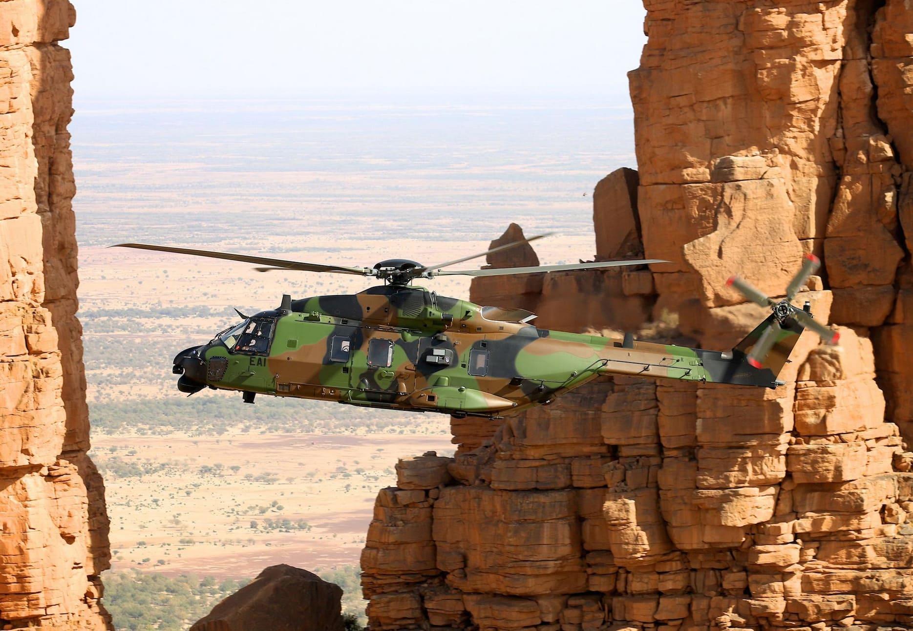 NH90 Caïman - Armée de l'Air française
