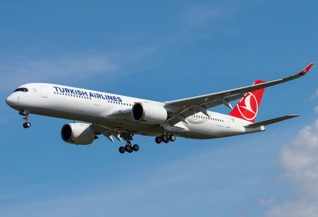 1er A350-900 Turkish Airlines MSN 403 / TC-LGA