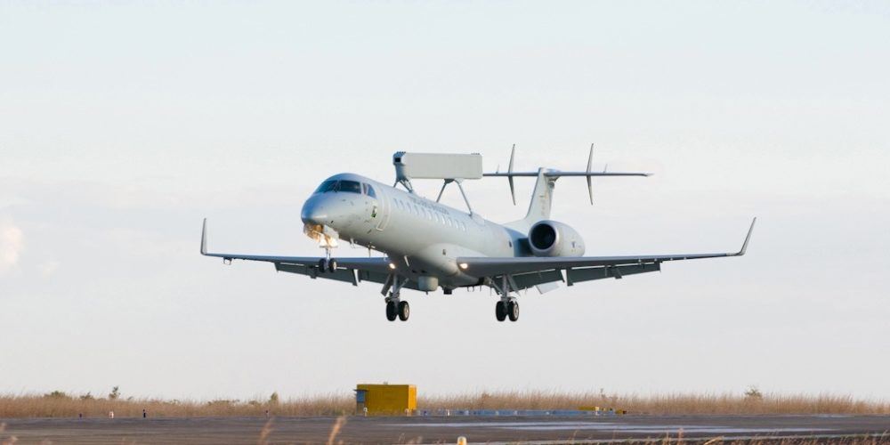 Embraer E99-M (Airborne Early Warning and Control)