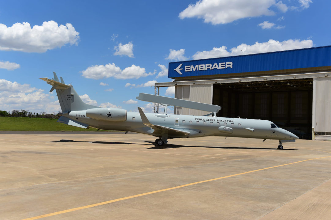 Embraer E99M (Airborne Early Warning and Control)