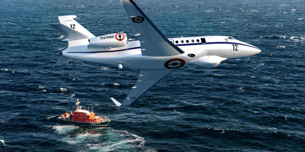 Falcon 2000 LSX « Albatros » Marine Nationale (France)
