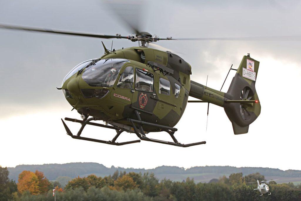 1er H145 Armée de l'air équatorienne