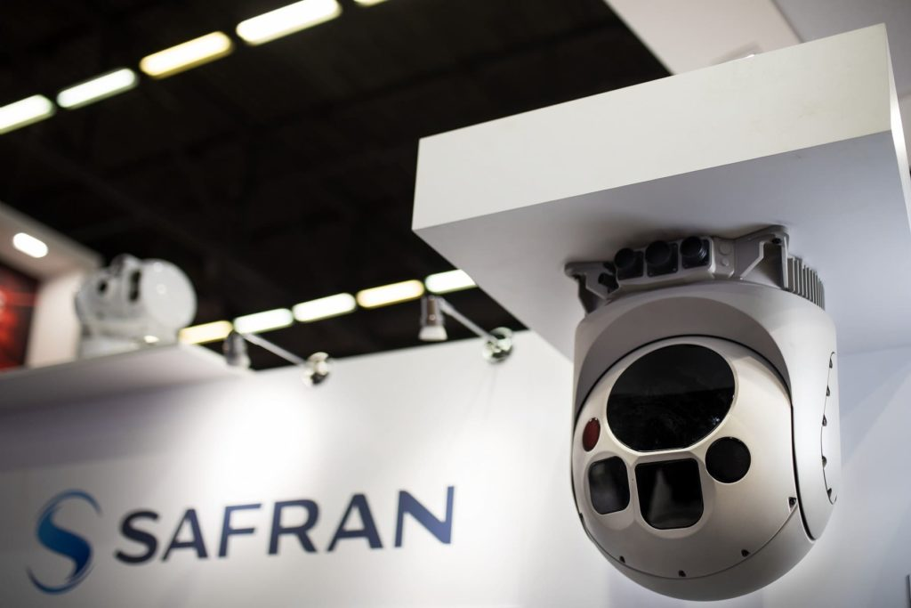 Safran Logo Salon