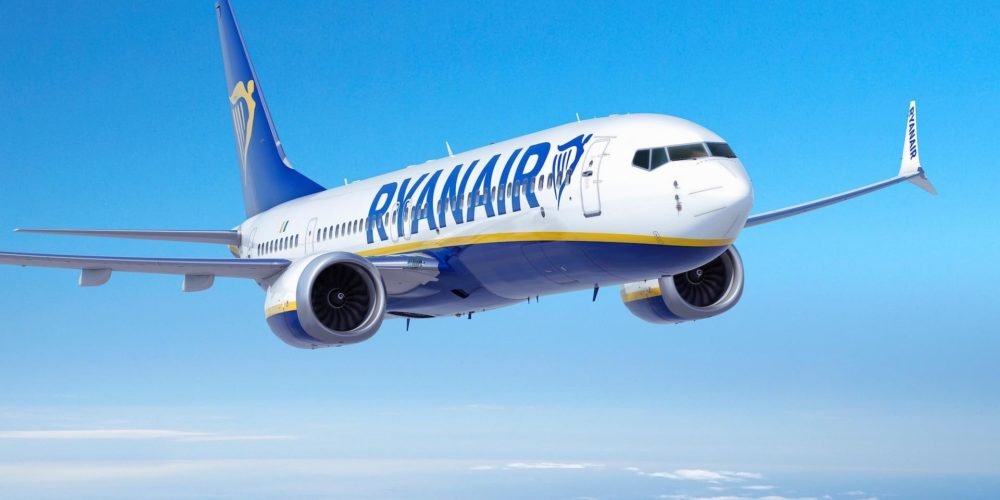 Boeing « 737 8-200 » Ryanair (B737 MAX 8)