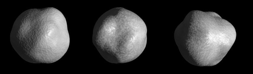 Vue 3D de l'astéroïde 1998 KY26