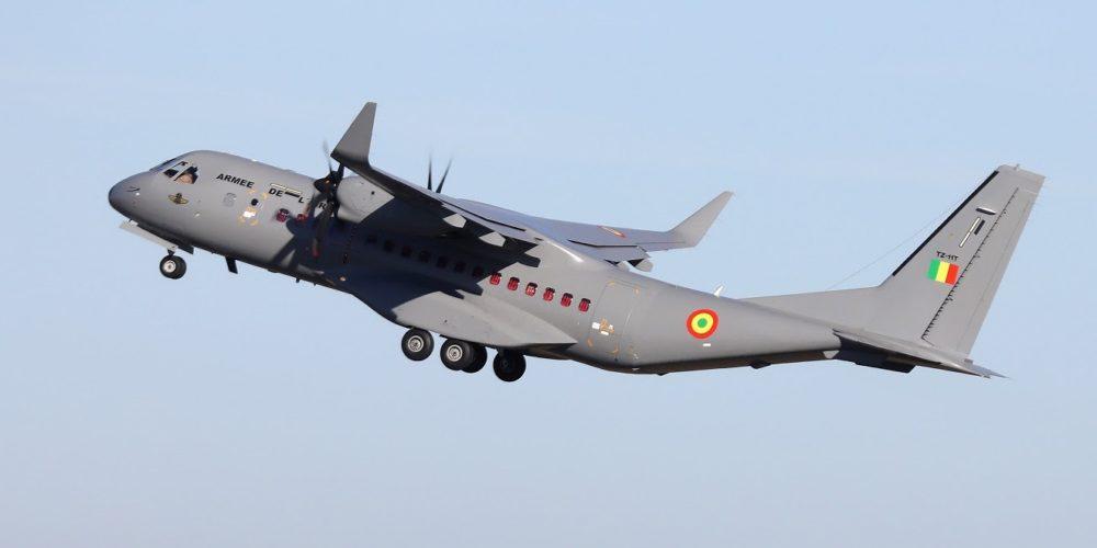C295W du Mali