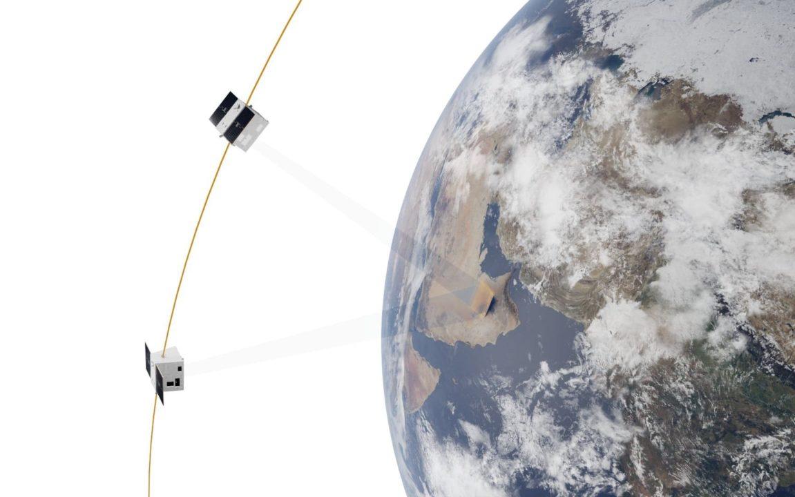 Satellites de la constellation CO3D (acronyme de Constellation Optique en 3D)