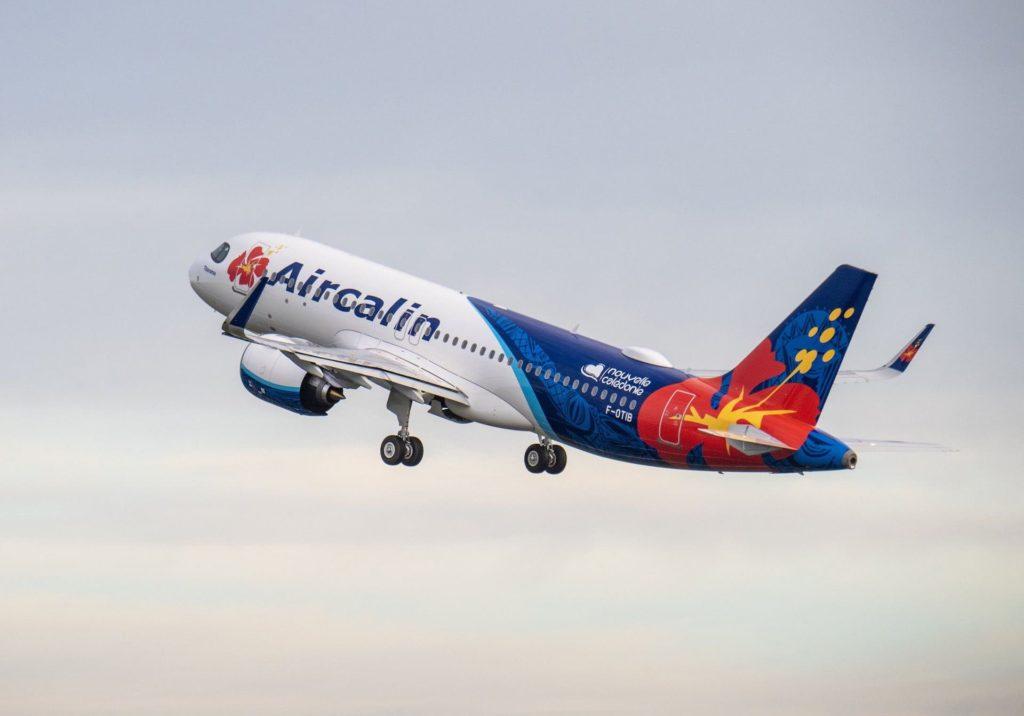 1er A320 Neo AirCAlin
