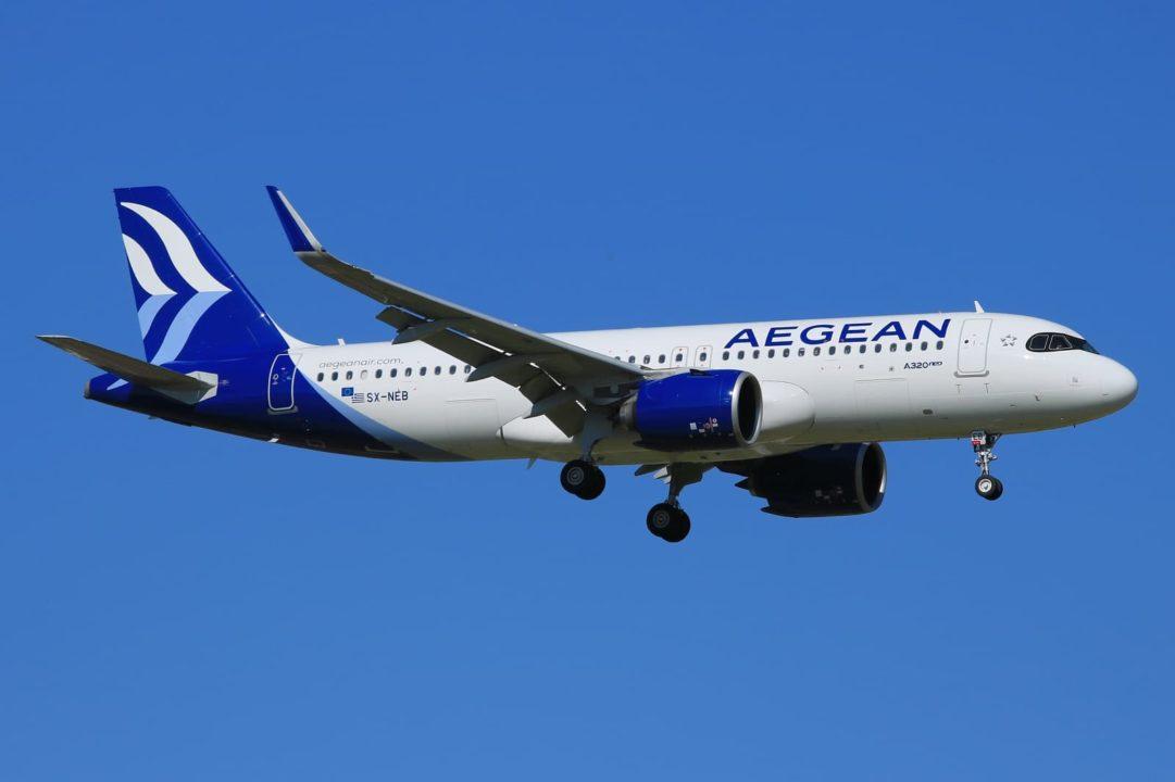A32N Aegean SX-NEB
