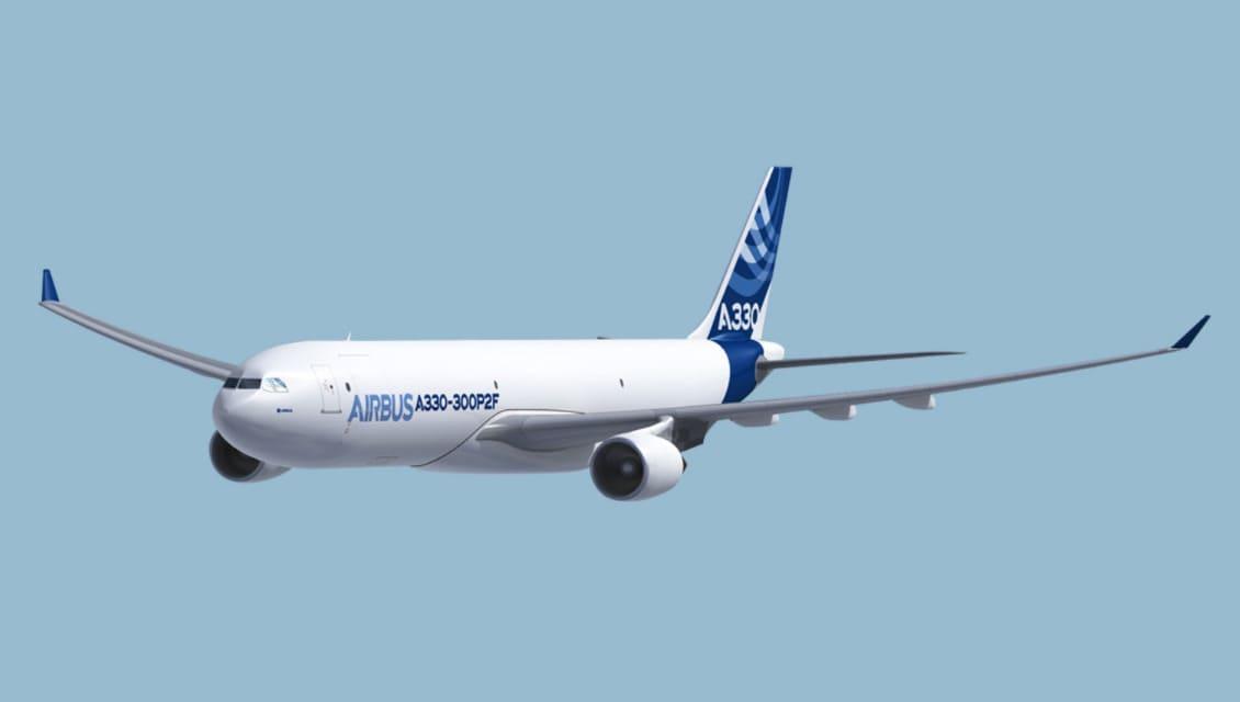 Airbus A330-300P2F