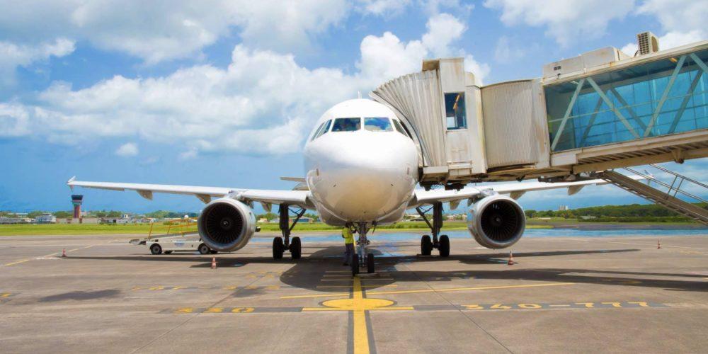 A320 au parking