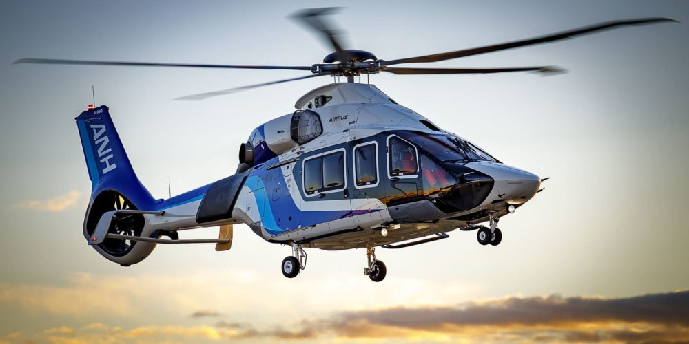 H160 All Nippon Helicopter