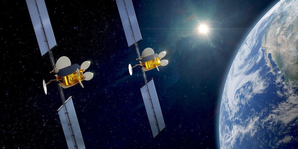 Deux satellites OneSat pour Intelsat