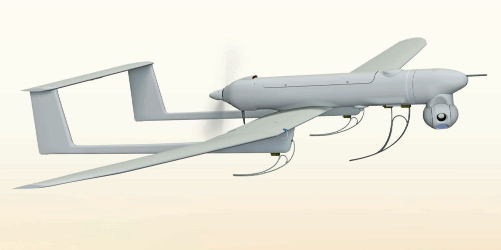 drone électriques à voilure fixe Aliaca