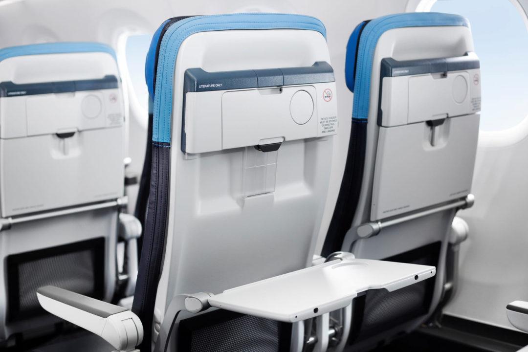 Siège Eco E195-E2 KLM Cityhopper