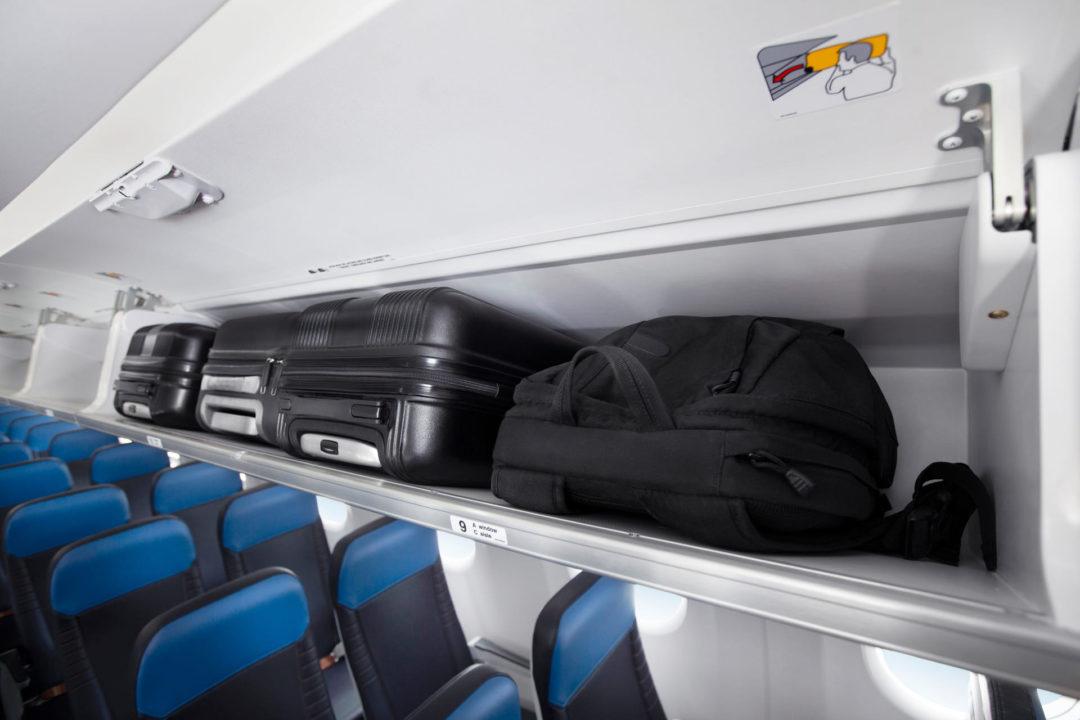 Coffre à bagages E195-E2 Cityhopper