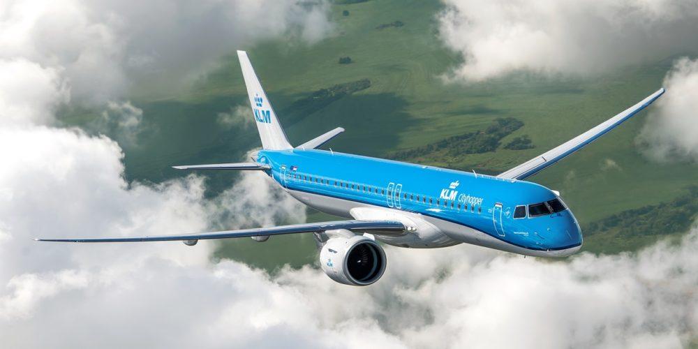 E195-E2 KLM Cityhopper