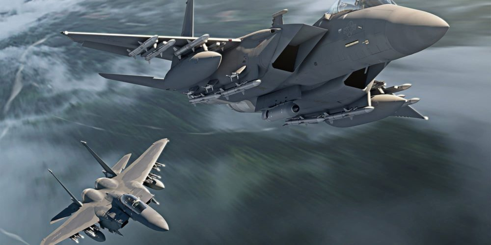 Boeing F-15EX