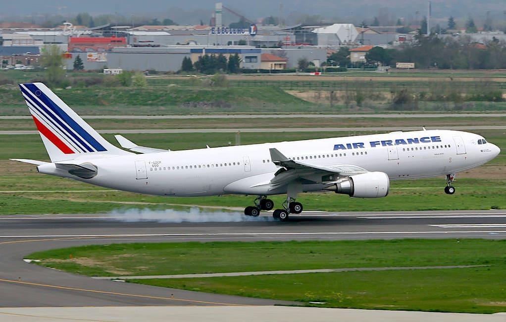 F-GZCP Airbus A330 Air France