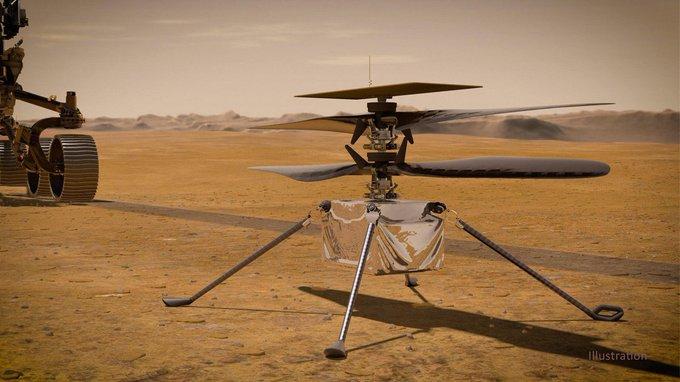 Ingenuity - NASA