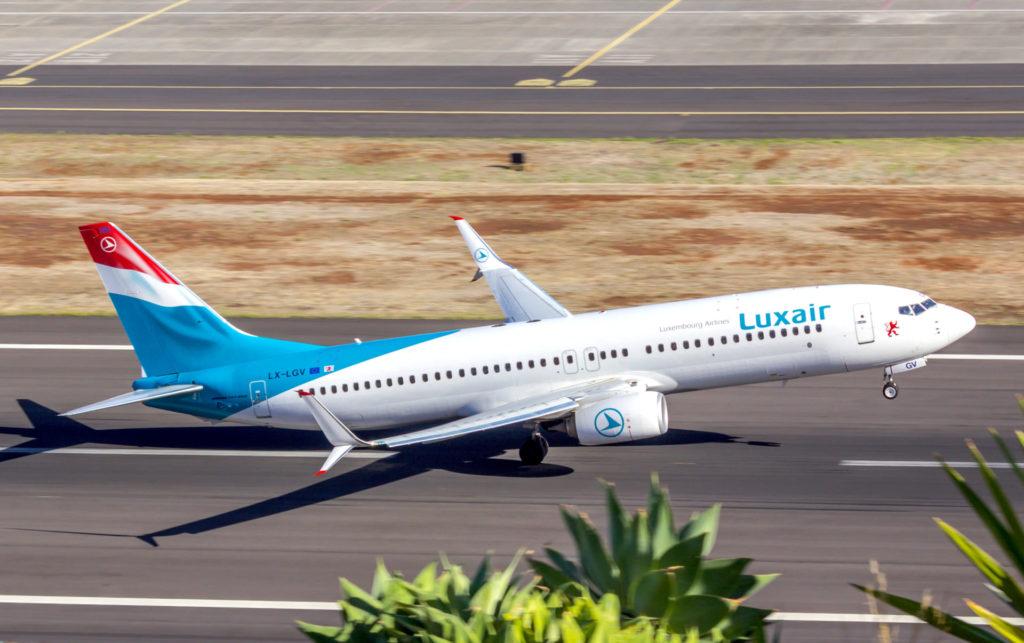Luxair Boeing 737