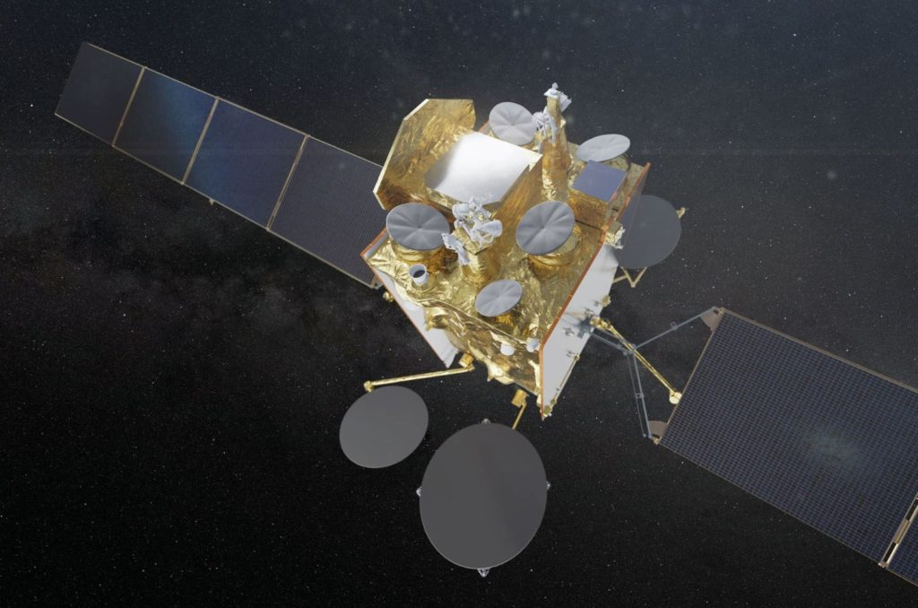 Satellite Airbus
