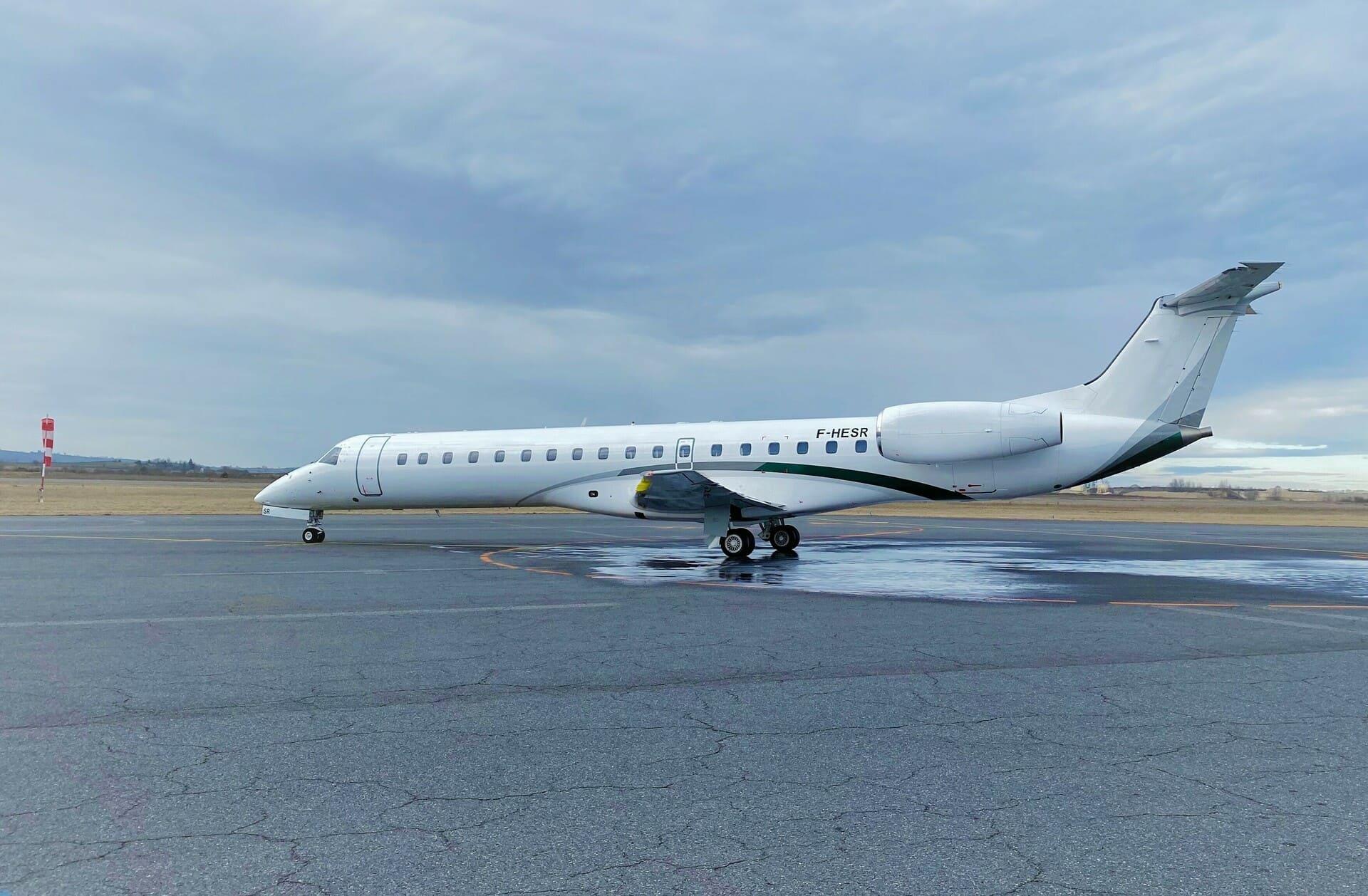 Embraer ERJ145 Amelia