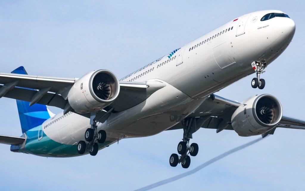 Airbus A330neo (-800) Garuda Indonesia PK-GHG / MSN1946