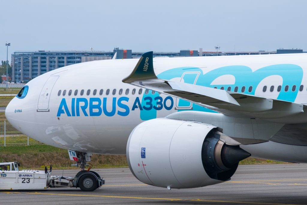Airbus A330neo (A330-800)